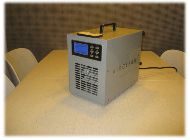 kvalitní ozónový čistič